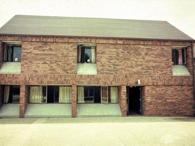 Residence at the Developmental Training Center