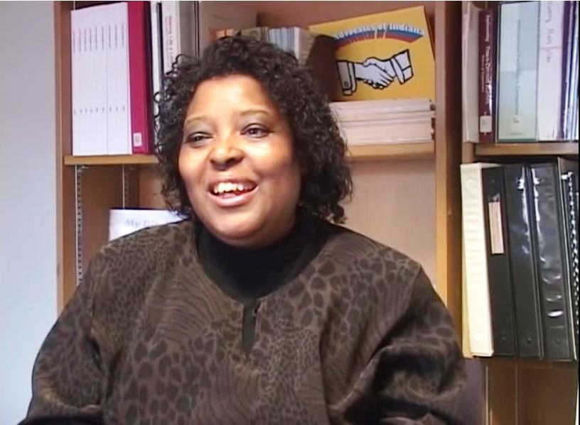 Betty Williams in 2007