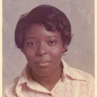 Betty Williams in Jr. High School