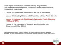 Educator Guide: Class Presentation Lesson 3