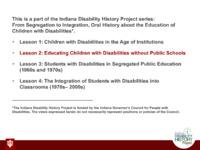 Educator Guide: Class Presentation Lesson 2
