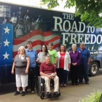 ADA Legacy Tour Bus with SICIL Staff