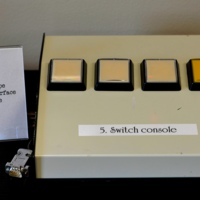 Prototype Switch Interface Console&lt;br /&gt;<br />
