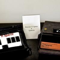Braille 'n Speak and Optacon Model R1D&lt;br /&gt;<br />