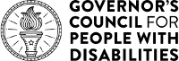 logo of the Indiana Governor's Council for People with Disabilities>